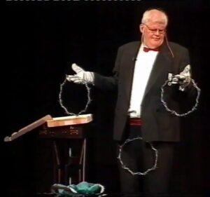James Fortune magician surrey magicians surrey